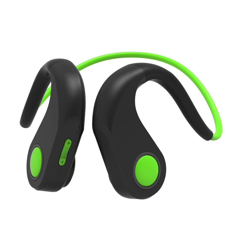 Soundlurker® Lightweight Titanium Wireless Bone Conduction Headphones